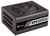CORSAIR RMx Series, RM1000x, 1000 Watt, 80+ Gold Certified, Fully Modular Power Supply