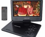 DBPOWER 9.5″ Portable DVD Player
