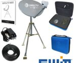 DIRECTV Swim Mobile RV Portable Satellite Dish