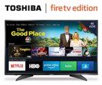 TOSHIBA 50LF711U20 50-inch 4K Ultra HD Smart LED TV