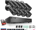 ANNKE Home Security Camera System