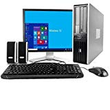 HP Desktop Core 2 Duo 2.6GHz - New 4GB Memory - 500GB HDD - Windows 10 Home Edition - 19\