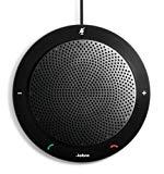 Jabra Speak PHS001U 410 USB Speakerphone for Skype and other VoIP calls (U.S. Retail Packaging), Black