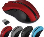 2400 DPI Wireless Computer Mouse