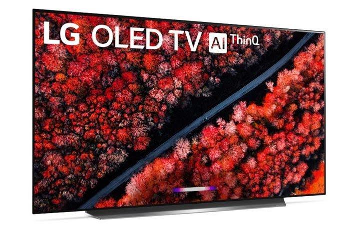 OLED LG TV