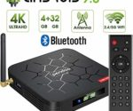 Pendoo X6 PRO Android TV Box