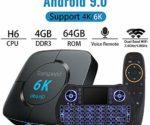 TV Box Android 9.0 Smart TV Box